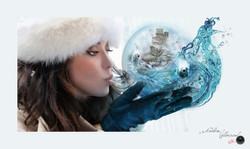 Winter By Gilda Villarreal