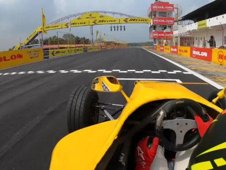 JK Tyre National Championship (JKNRC) - R3/4