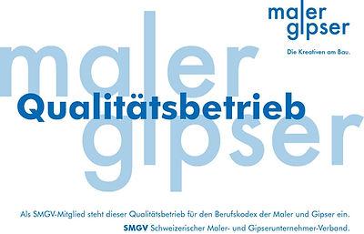 Logo SMGV, Malergeschaeft Zieri - Beckenried Nidwalden