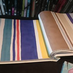 Tapetenbuch, Tapete, Tapetenmuster, Maler Zieri - Beckenried Nidwalden