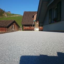 Malerarbeiten Aussenbereich, Bodenbeschichtung Terrasse, Maler Zieri - Beckenried Nidwalden