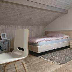 Malerarbeiten Innenbereich, Wohnraum, Schlafzimmer, Maler Zieri - Beckenried Nidwalden