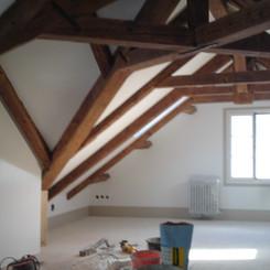 Malerarbeiten Innebereich, Wohnraum, Decke, Wand, Maler Zieri - Beckenried Nidwalden