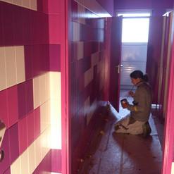 Malerarbeiten Innenbereich, Wohnraum, Nasszellen, Maler Zieri - Beckenried Nidwalden