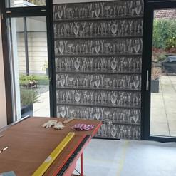 Tapezierarbeiten Innebereich, Geschäftsraum, Maler Zieri - Beckenried Nidwalden
