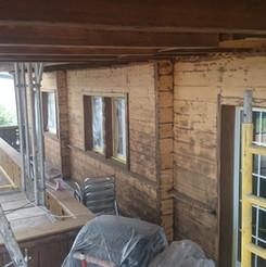 Malerarbeiten Aussenbereich, Holzfassade, Maler Zieri - Beckenried Nidwalden