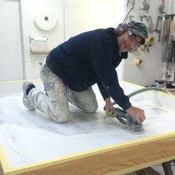 Lackierarbeiten Vorbereitung, Freude am Lackieren, Maler Zieri - Beckenried Nidwalden