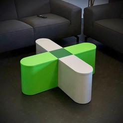 Lackierarbeiten Möbel, Möbel lackiert, grün weiss, Maler Zieri - Beckenried Nidwalden