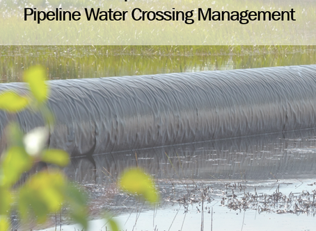 Free E-Book: The 4 Step Guide to Effective Pipeline Water Crossing Management