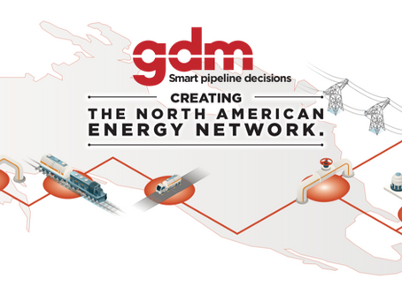 The North American Energy Network is Growing.