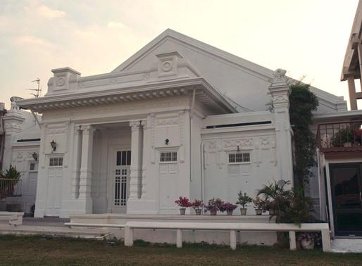 สนามแบดมินตัน ราชตฤณมัยสมาคม โรงม้าหลวงเดิม (Royal Badminton Court a.k.a. Royal Stable)