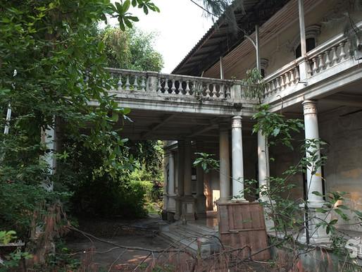 เรือนเจ้าจอมมารดาเลื่อน โรงเรียนนันทนศึกษา บ้านพระราม 5 (Rama 5's Residence)