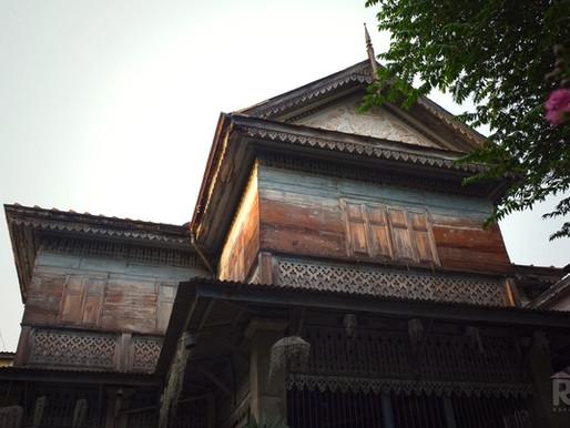"""""""ชิมมารดาสอนใจแต๊ะ"""" วัดอนงคาราม (Chim-manda-sonjai-tae Wat Anongkaram)"""