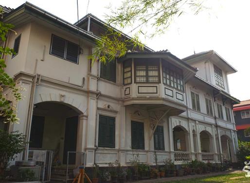 บ้านเจ้าพระยาธรรมศักดิ์มนตรี (โรงเรียนสตรีจุลนาค) Thammasak Montri's House (Satri Julanak School