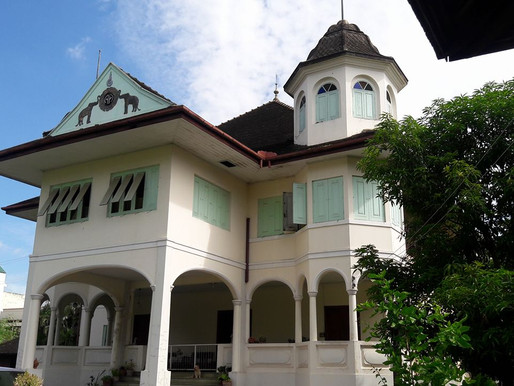 คุ้มเจ้าหลวงจักรคำขจรศักดิ์ เจ้าผู้ครองนครลำพูนองค์สุดท้าย (Prince Chak Kam Kajornsak's Palace)