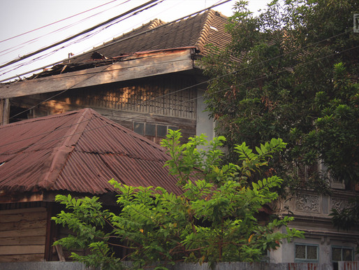 บ้านอยู่สุข บ้านพระยากลาโหมราชเสนา (เล็ก ปาณิกบุตร) Lek Panikabutr's Residence