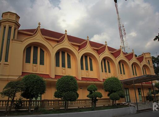 เวนีเชี่ยนกอธิค พระที่นั่งนงคราญสโมสร Nongkran Samosorn Palace