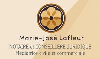 Marie-Josée Lafleur Notaire et Conseiller Juridique