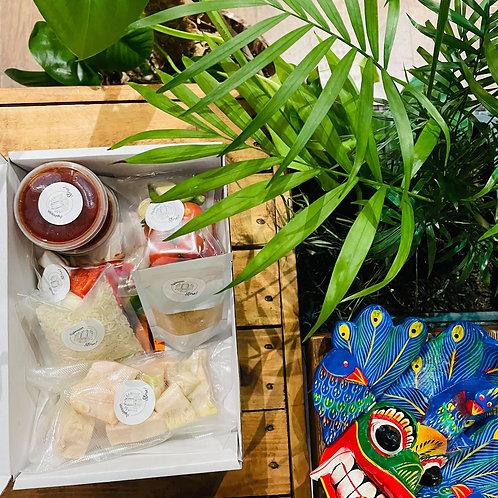 Vegan Jackfruit Devil @Home Meal Kit