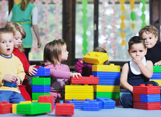 Engineering in Early Childhood