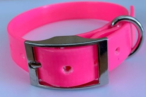 PVC Dog Collar - 19mm