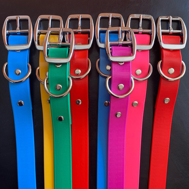 25mm Dog Collars