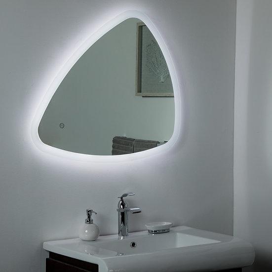 Ashley Backlit LED Mirror 33.5 x 23.6 in Bathroom Mirror