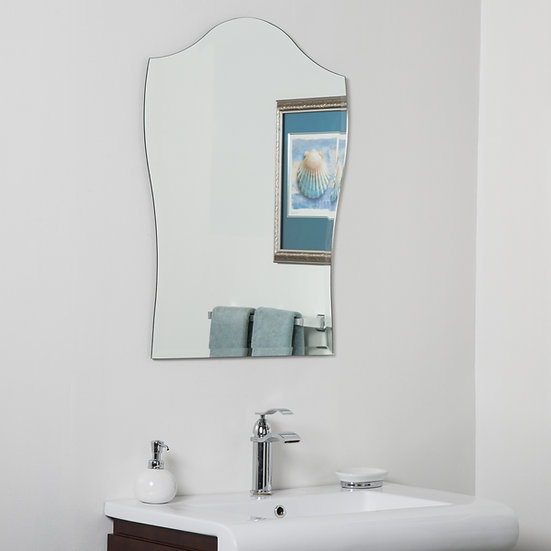 Alta Modern Bathroom Mirror