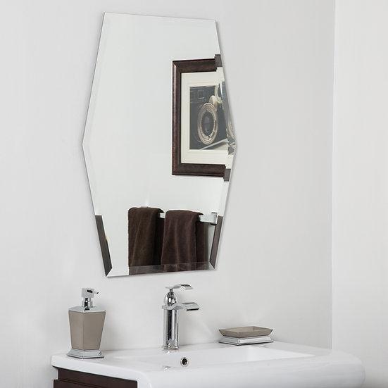 Century Modern Bathroom Mirror