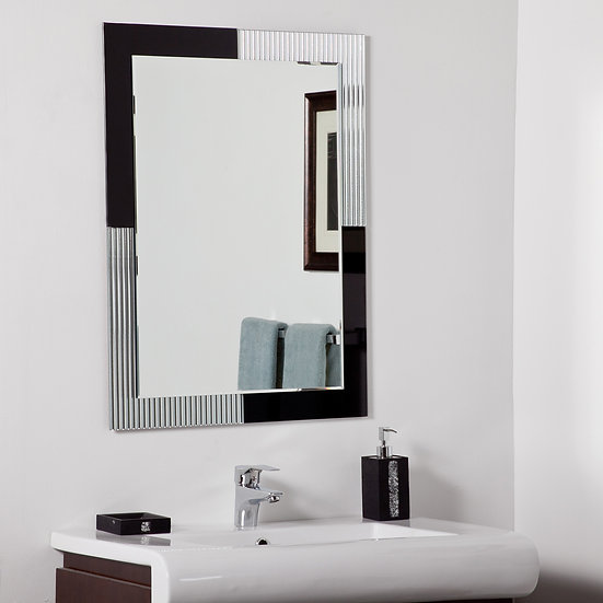Jasmine Modern bathroom mirror