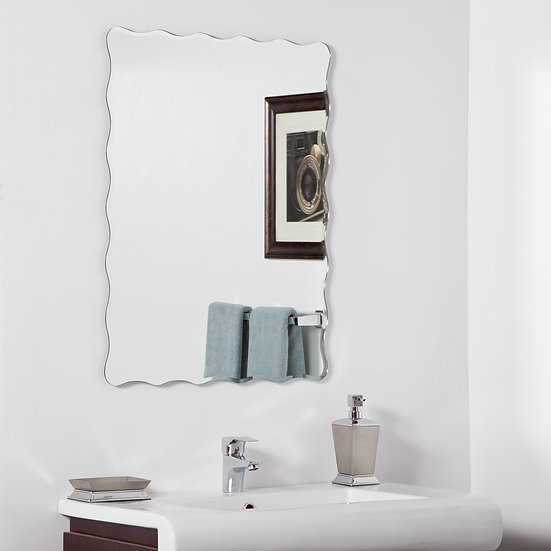 Angelina Modern bathroom mirror