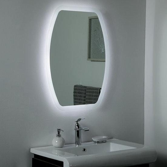 Lexy LED Bathroom & Selfie Mirror 31.5x 23.6in Vanity Mirror
