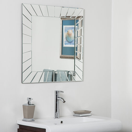 Norway Modern Bathroom Mirror