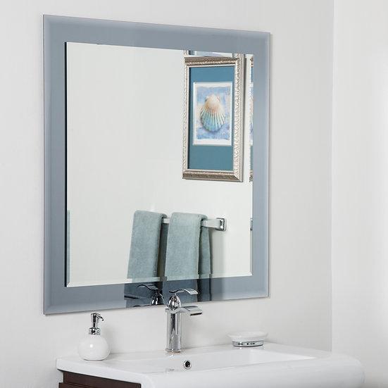 Moscow Modern Bathroom Mirror 35Hx35Wx.5D