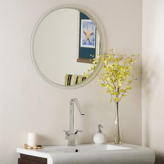Frameless Contempo Mirror