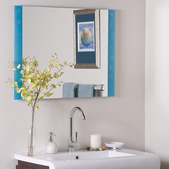 The Spa Frameless Bathroom Mirror