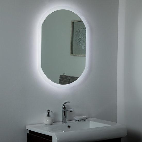Luka Backlit LED Mirror 31.5 x 23.6in Bathroom Mirror