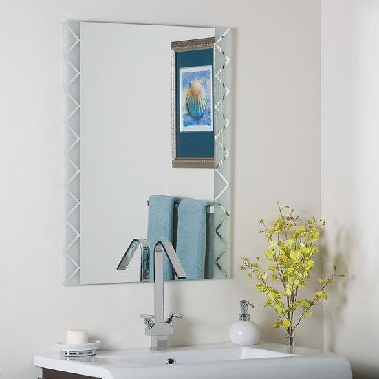 Frameless Terra Mirror