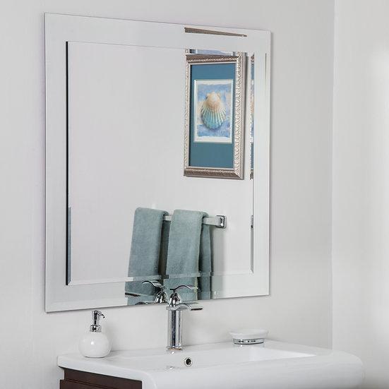 St. Petersburg Modern Bathroom Mirror