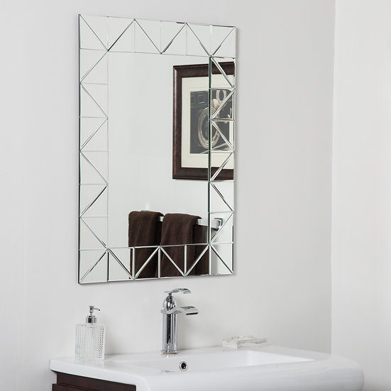 Miami Modern Bathroom Mirror