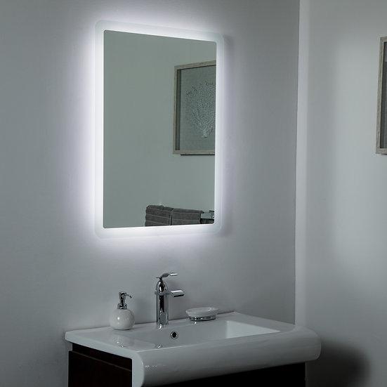 Dynaris Backlit LED Mirror 23.6 x 31.5in Bathroom Mirror