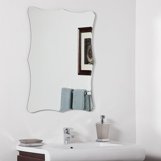 Bailey Modern bathroom mirror