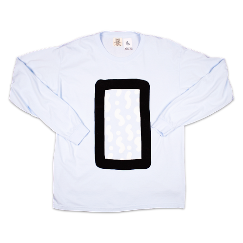 """""""SQUIGGLES"""" Tee #1"""
