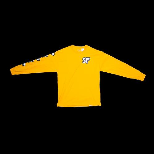 """SF BASIC"" Long Sleeve #4"
