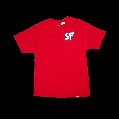 """SF BASIC"" Tee #3"