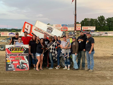 Dean Jacobs Repeats FAST Win at Wayne County