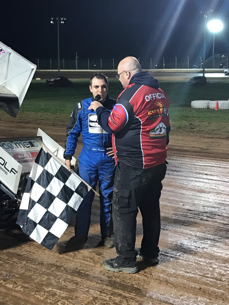 Sharon Speedway FAST Show to Duncan