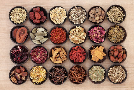 Traditional Chinese Herbal Formulas designed for you