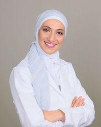 Dr Huda Aljonaidy, Ormond Beach Dentist