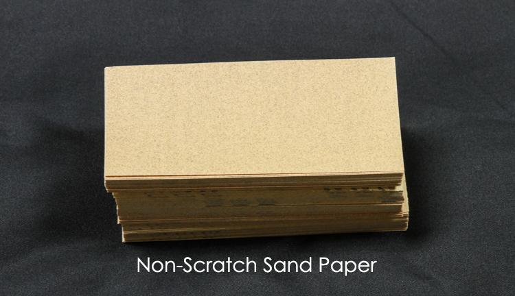 Non-Scratch Sand Paper